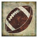 Ball III Premium Giclee-trykk av Mo Mullan