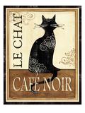 O gato, em francês Impressão giclée premium por Veronique Charron