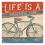 Beautiful Ride I Reproduction giclée Premium par  Pela Design