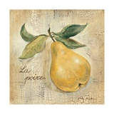 La Poire Giclée-Premiumdruck von Silvia Vassileva