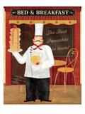 Chef's Specialties I Affiches par Veronique Charron
