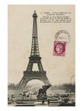 Paris 1900 高画質プリント : Hugo Wild