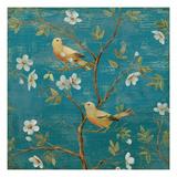 Blossom Blues Affiches par Daphne Brissonnet