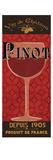 Red Label IV Premium Giclee Print by  Pela