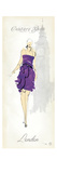Fashion Lady III Premium Giclee Print by Avery Tillmon