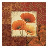 Poppy Spices I Affiches par Daphne Brissonnet
