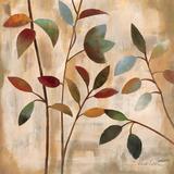 Branches at Sunrise I Giclée-Premiumdruck von Silvia Vassileva