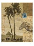 Voyage to Africa Affiches par Hugo Wild
