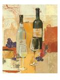 Contemporary Wine Tasting II Poster von Avery Tillmon