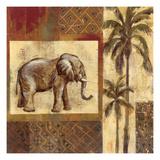 Safari Sketches I Kunstdrucke von Silvia Vassileva