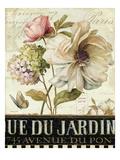 Marche de Fleurs II Premium Giclee Print by Lisa Audit