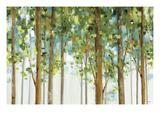 Forest Study I Crop Premium Giclee-trykk av Lisa Audit