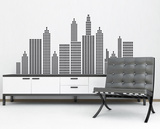 New York FX - Medium Wall Decal