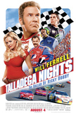 Talladega Nights: The Ballad of Ricky Bobby Style A1 Plakater