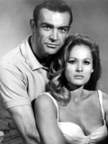 Dr. No, Sean Connery, Ursula Andress, 1962 Photographie