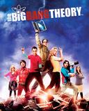 Big Bang Theory - Season 5 Mini Poste Poster