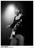 Jeff Beck Amsterdam 1972 Foto