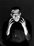 Frankenstein, Boris Karloff, 1931 Fotografia