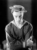 The Navigator, Buster Keaton, 1924 Photo