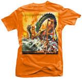 Serpent de mer T-Shirts