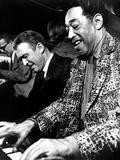 Anatomy of a Murder, James Stewart, Duke Ellington, 1959 Foto