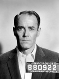 The Wrong Man, Henry Fonda, 1956 Photo