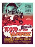 Blood of the Vampire, Donald Wolfit, Barbara Shelley, Victor Maddern, 1958 写真