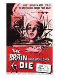The Brain That Wouldn't Die, Virginia Leith, 1962 Fotografia