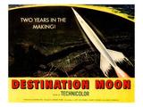 Destination Moon, 1950 写真
