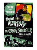 The Body Snatcher, Boris Karloff, 1945 写真