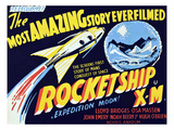 Rocketship X-M, 1950 Fotografia
