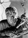 Frankenstein Meets the Wolf Man, Lon Chaney, Jr., 1943 Fotografia