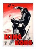 King Kong, 1933 Photo