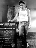 A Streetcar Named Desire, Marlon Brando, 1951. Photo