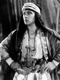 The Sheik, Rudolph Valentino, 1921 Foto