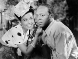 Cabin in the Sky, Lena Horne, Eddie 'Rochester' Anderson, 1943 Photo