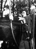 The Adventures of Robin Hood, Errol Flynn, 1938 Fotografia