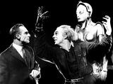 Metropolis, Rudolf Klein-Rogge, Robot, 1927 Photo