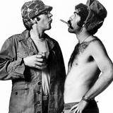 Mash, Donald Sutherland, Elliott Gould, 1970 Foto
