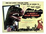 Beast of Hollow Mountain, 1956 写真