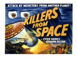 Killers From Space, 1954 Fotografia
