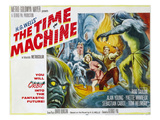 The Time Machine, Yvette Mimieux, Rod Taylor, 1960 写真