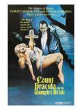 The Satanic Rites of Dracula, (aka Count Dracula And His Vampire Bride), 1973 Fotografia