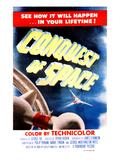 Conquest of Space, 1955 Foto