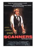 Scanners, Michael Ironside, 1981 Foto