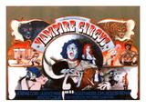 Vampire Circus, Anthony Corlan (Center), 1972 Photo