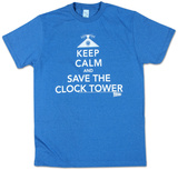 Back To The Future - Calmness Camiseta