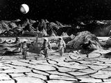 Destination Moon, Astronauts Explore The Lunar Terrain, 1950 写真