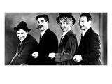 Animal Crackers, Chico Marx, Groucho Marx, Harpo Marx, Zeppo Marx, 1930, Portrait Foto