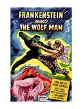 Frankenstein Meets the Wolf Man, 1943 Foto